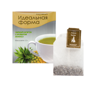 Пробник чай Идеальная форма (ананас